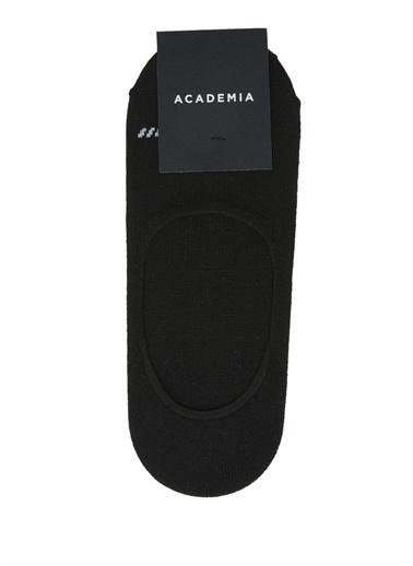 Academia Çorap Siyah